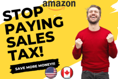 Package: Save More! Get Legal Tax Exemption in ALL STATES