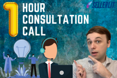 Package: ULTIMATE 1 HOUR CONSULTANCY CALL (FBA)