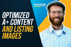Package: Custom A+ Content and 6 Enhanced Listing Images