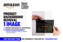 Package: 1 Background Removal For Amazon Images