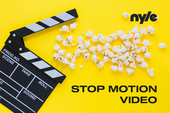 Package: Stop Motion Animation Video for Your Brand