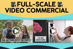 Package: Lifestyle Video Commercial