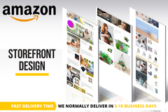 Package: Professional Amazon Storefront Design
