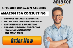Package: *Sale* I Will Provide Expert Amazon Consultation