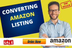 Package: I will write top amazon listing and SEO product descriptions