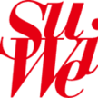 Su wei logotype favorite icon 128x128px