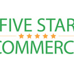 Five star logo final five star text